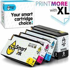 Remplacement de la cartouche d'encre compatible Smart Ink pour HP 951XL 950XL 9