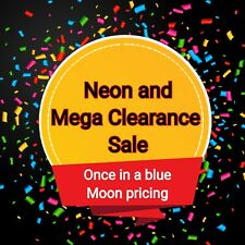 **COMPLETELY NEW INVENTORY** 40%-70% Off Select Neon and Mega Pets ADOPT from ME