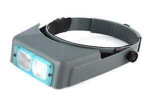 Optivisor Headband Hands Free magnifier