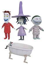 The Nightmare Before Christmas Select Lock, Shock & Barrel Series 3