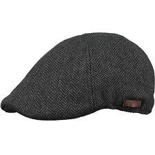 Barts Mr. Mitchell Flat Cap Grey 28183021 Medium