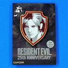 Resident Evil Claire Redfield 1st Edition 25th Anniversary Enamel Pin Figure