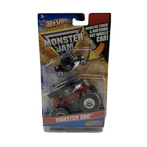 Hot Wheels Monster Jam Monster Duo Bone Shaker (1299)