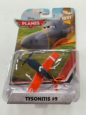 DISNEY PLANES - TYSONITIS #9 - NEBRASKA TRIALS RACER Brand New