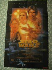 Star Wars Movie Magazine Poster