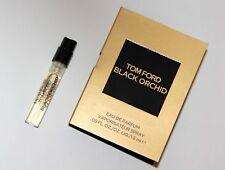 TOM FORD Black Orchid 1.5ml Perfume Niche Sample EDP Carded NEW Fresh