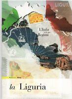 ITALIA -FOLDER 2004 -  LA LIGURIA VALORE FACCIALE € 7,00 sconto 30%