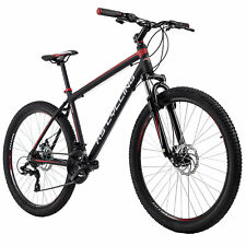 Mountainbike Hardtail Aluminiumrahmen 27,5'' Xceed schwarz-rot 21 Gänge M839M