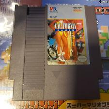 California Games Nes (Nintendo) Game.