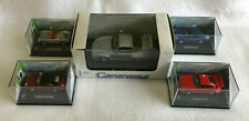 Cararama 1/43rd and 1/72nd Scale Porsches - Various 911s and 550A Spyder