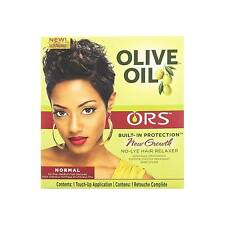 Organic Root Stimulator Olive Oil Hair Care Product Full Range Relaxer Growth Normal