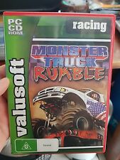 Monster Truck Rumble  -   PC GAME - FREE POST