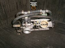 Ducati ST-2 1998 THROTTLE BODY COMPLETE WITH FUEL LINES