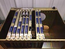 OKUMA OPUS 5000 E7191-183-328-1 9 SLOT CPU RACK.