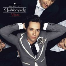 RUFUS WAINWRIGHT The Best Of Vibrate CD BRAND NEW