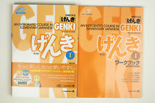 Genki 1 An Integrated Course in Elementary Japanese by Eri Banno (2011,...