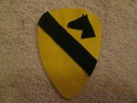 1930's US Army patch 1st Cavalry Division patch