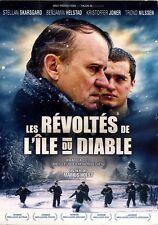 DVD - LES REVOLTES DE L'ILE DU DIABLE - Stellan Skarsgard