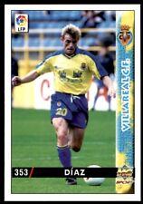 Mundicromo Las fichas de la Liga 98 99 Diaz Villareal No. 353