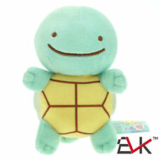 "New Cute 5"" SQUIRTLE Pokemon Soft Plush Toy Doll  stuffed toys"