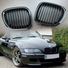 96-02 Shiny Black Fit BMW Z3 Front Performance Grille Grill