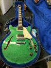 IBANEZ AM-83LTD-SPG-12-02 Sparkle Green Guitar W. Hard Case for sale