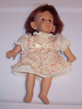 "Vintage Older 10"" GIGO Expressions Dolls Girl Sticking Out Tongue Face GUC"