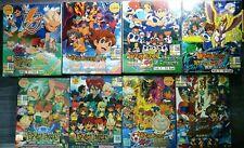Anime DVD Inazuma Eleven + Eleven Go 1-3 + 4 Movie + 2 Special English Subtitle