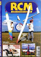 RADIO COMMANDE MAGAZINE 2000 NOV R.E.P. TYPE D FREE PLANS