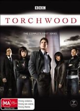 Torchwood: S1 - DVD Region 4 NEW AND SEALED