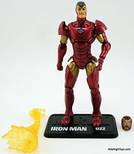 Marvel Universe Iron Man 022