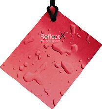 ReflectX Shower Mirror by Mirror On A Rope (Red)
