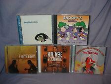 LOT - 5 The Beatles Tribute/Cover Albums on CD - 5 Album/5-Disc Bundle/Set