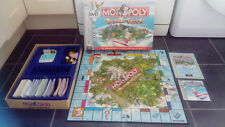 MONOPOLY TROPICAL TYCOON BOARD GAME