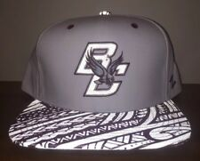 ZEPHYR BOSTON COLLEGE EAGLES Z11 3M Reflectice Snapback HAT Cap