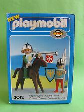 Original Playmobil New Medieval Knights 2012 Lyra 1978 MISB