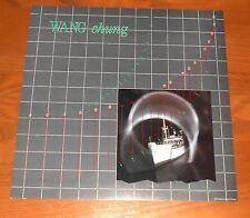 Wang Chung Poster Flat Square 1984 Promo 12x12