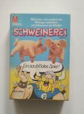 MB Spiel Schweinerei Ein saublödes Spiel