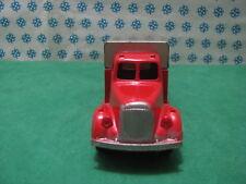 Estremely Rare Tootsietoy MACK Camion bâche de Chicago USA 1950'