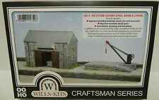 Wills Craftsman's CK15 -  Goods Shed & Crane             NEW             (00)