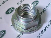GENUINE LAND ROVER DISCOVERY 3 and 4 FRONT or REAR HUB STAKE NUT RFD500020