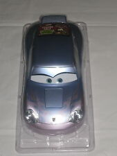 Disney Cars 2 Custom Sally Ridemakerz RC Shell NIB Blue Ridemakers Auto NEW