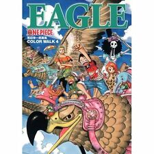 ONE PIECE 「COLOR WALK 4 ~EAGLE~」 EIICHIRO ODA ARTBOOK