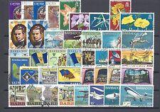 BARBADOS 1971-73 Commemorative Sets Cat £19.75