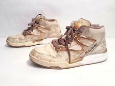Rare Reebok Pump Omni Lite Ext Lux Cream Gold Snakeskin Shoes Size US 8.5  EUR 29fd9e081