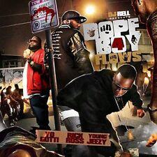Young Jeezy & Yo Gotti - Dope Boy Flows 4 [New CD]