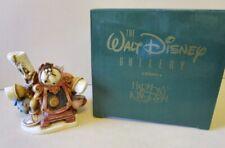 Harmony Kingdom Disney figurine Beauty and the Beast Wdwrbb Nib