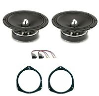 IMPACT MODEL 1 KIT 2 VIE WOOFER PER GRUPPO FIAT 165MM 300W MAX ALTOPARLANTI AUTO