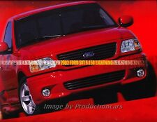 2002 Ford F-150 SVT Lightning Truck 16-page Original Car Sales Brochure Catalog
