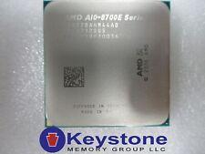 AMD Pro A10-8700E Series 2.8GHz Quad-Core AD877BAHM44AB CPU Processor *km